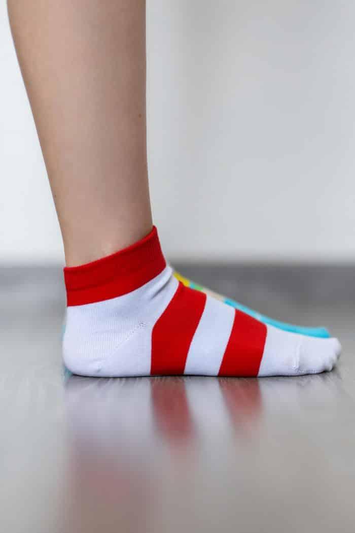 Barefoot ponožky krátke - BeLenka - Maják 2