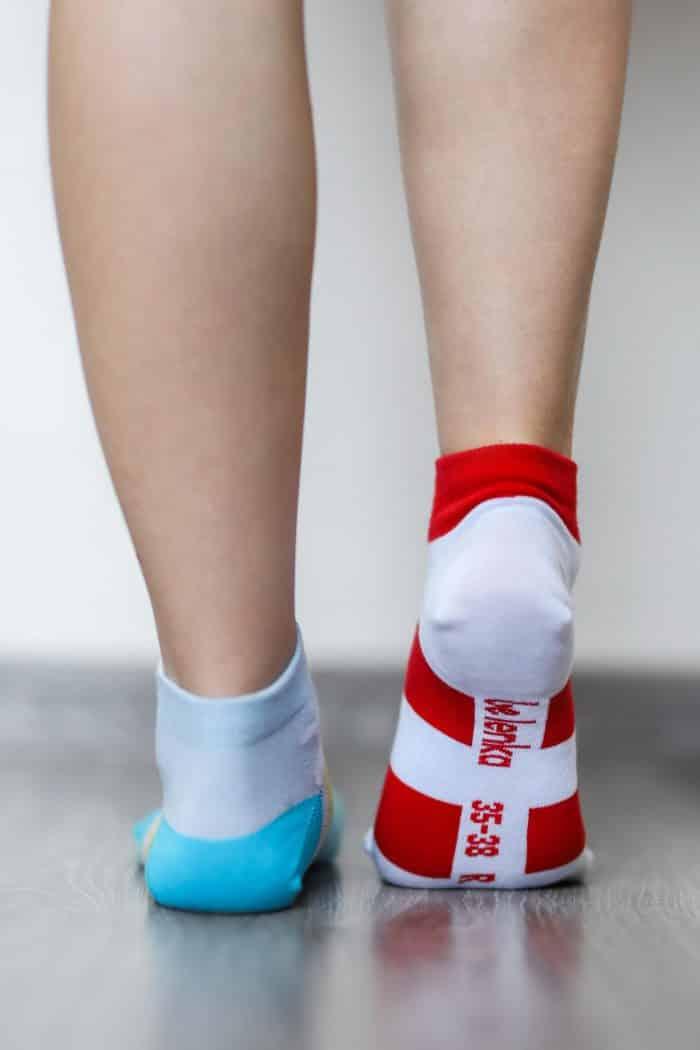 Barefoot ponožky krátke - BeLenka - Maják 4
