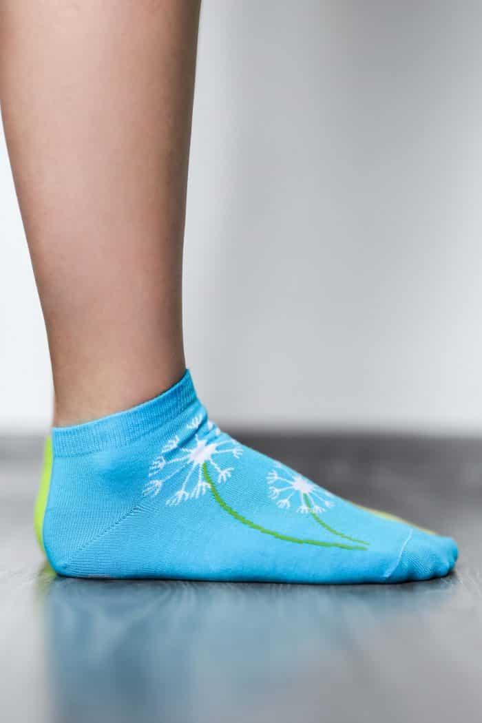 Barefoot ponožky krátke - BeLenka - Púpava 2