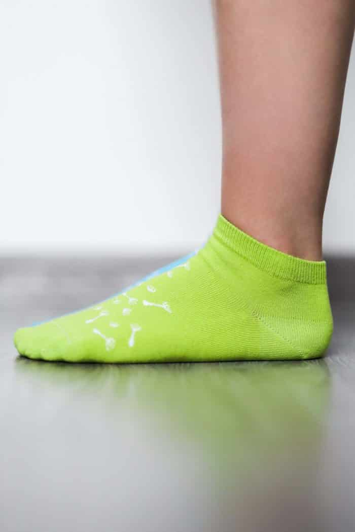 Barefoot ponožky krátke - BeLenka - Púpava 3