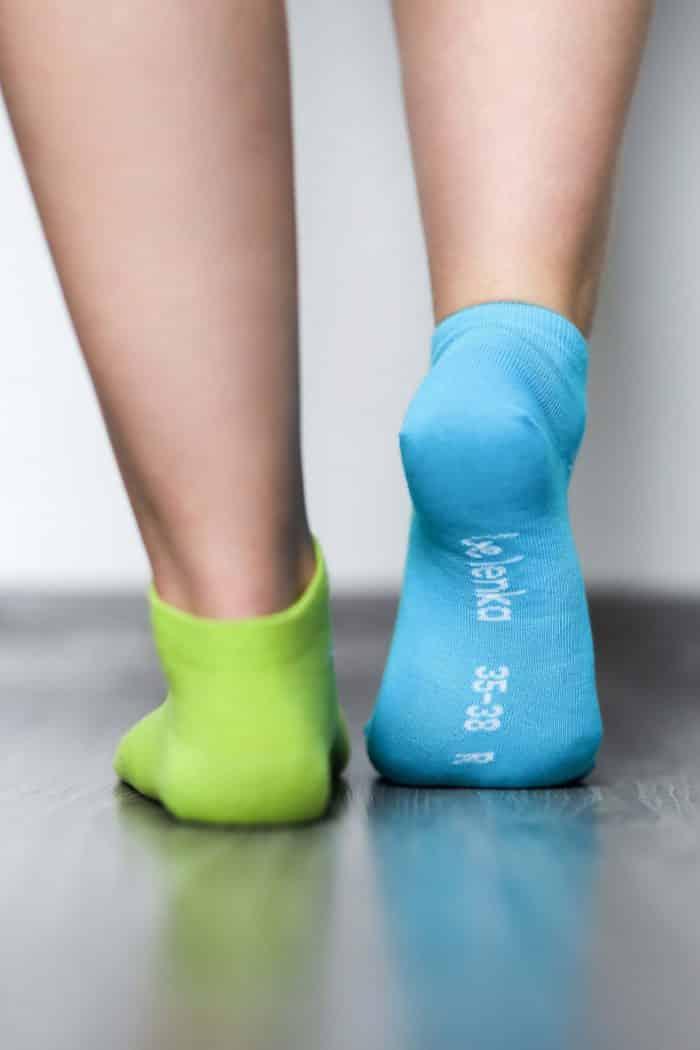 Barefoot ponožky krátke - BeLenka - Púpava 4