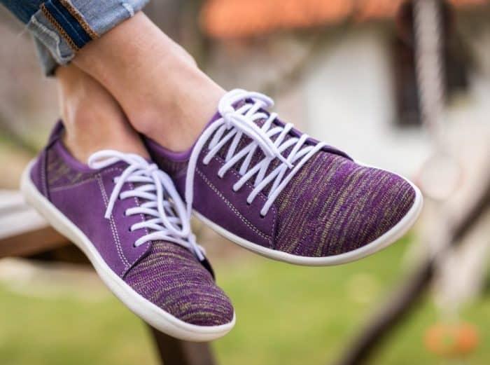 Barefoot tenisky Be Lenka Ace - Purple 1