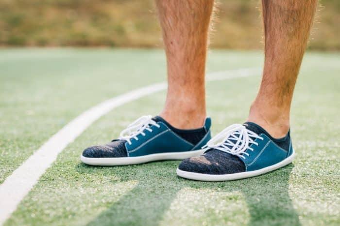 Barefoot tenisky Be Lenka Ace - Blue 2