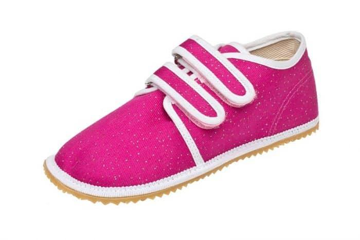 beda papuce s trblietkami