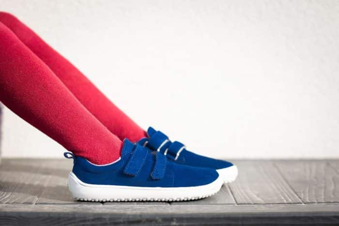 BeLenka - Detské barefoot topánky Be Lenka Jolly - Navy 1