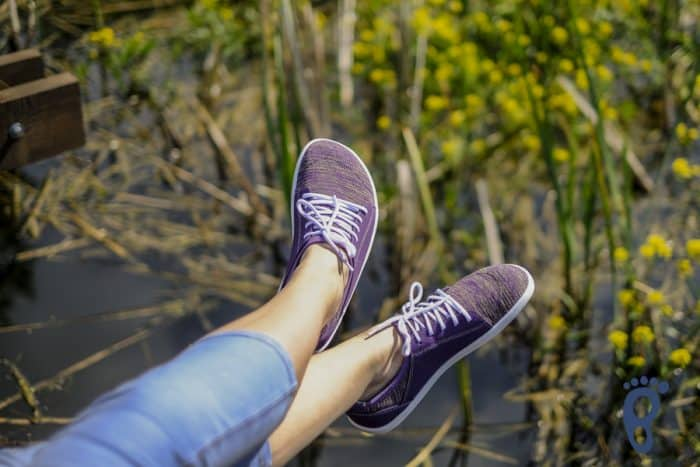 Barefoot tenisky Be Lenka Ace - Purple 4