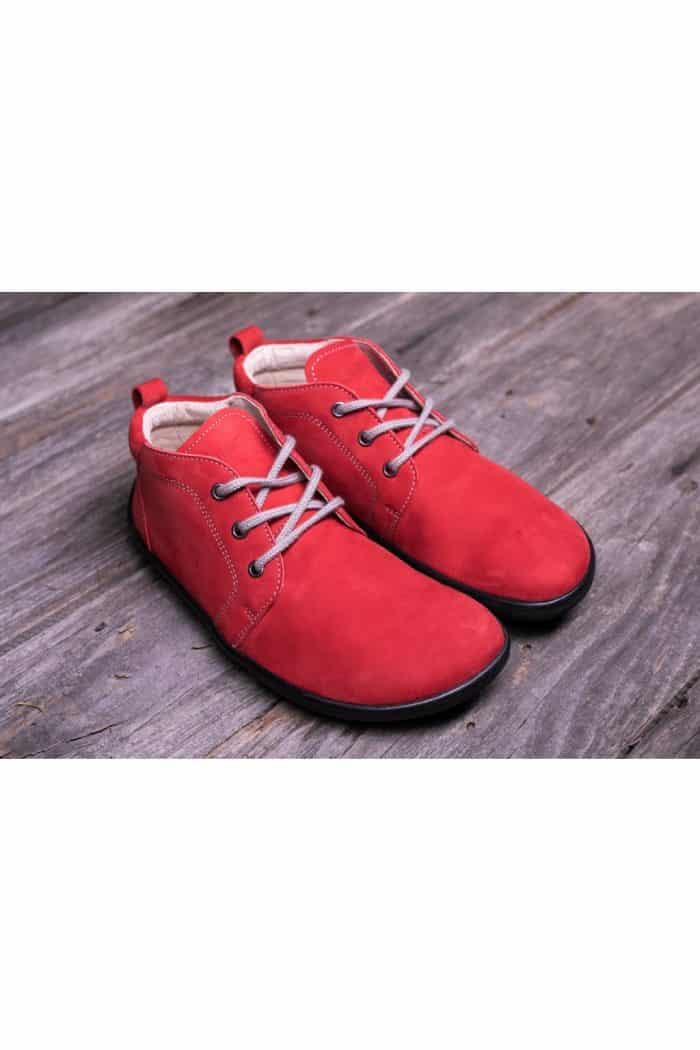Barefoot Be Lenka Icon celoročné - Deep Red 3