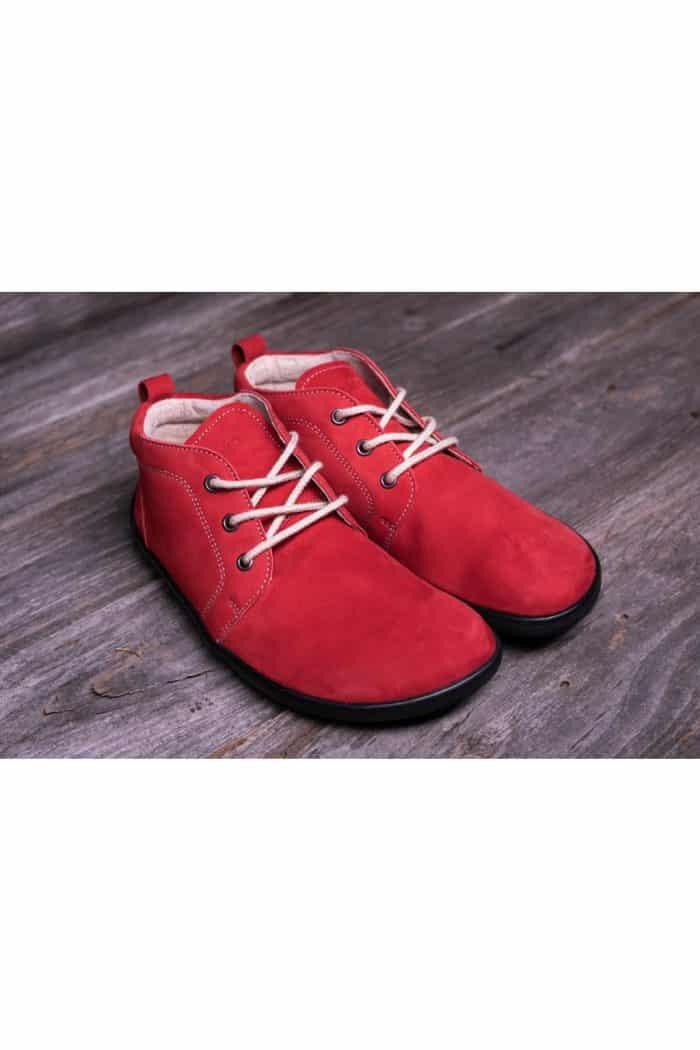 Barefoot Be Lenka Icon celoročné - Deep Red 1