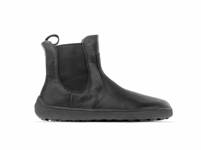 belenka be lenka barefoot cizmy cizmicky topanky dospelacke pre dospelych entice all black cierne