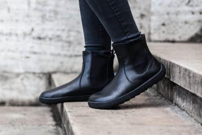 BeLenka Entice - All Black - Barefoot topánky 2