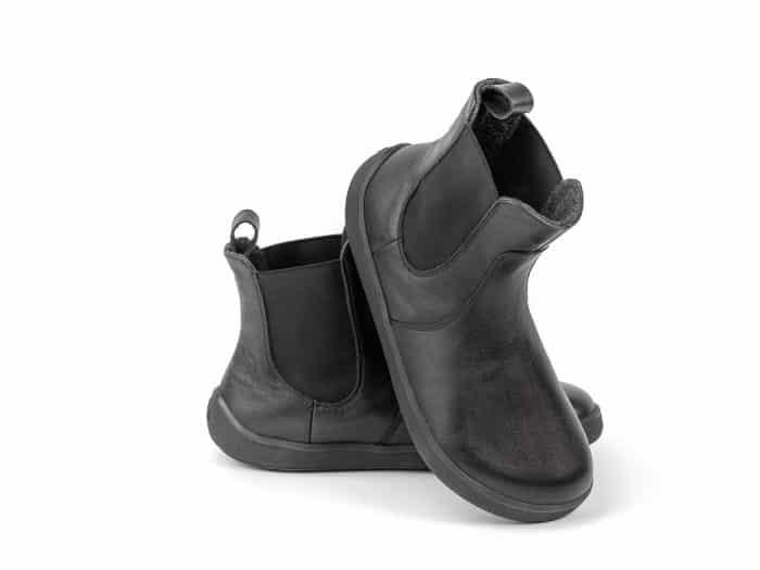 BeLenka Entice - All Black - Barefoot topánky 3
