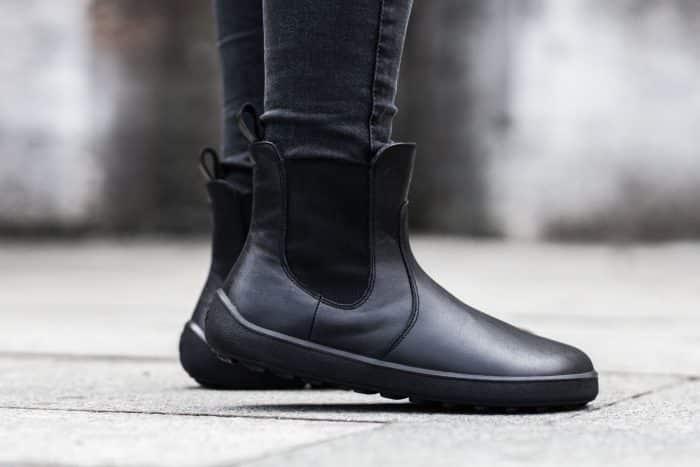 BeLenka Entice - All Black - Barefoot topánky 4
