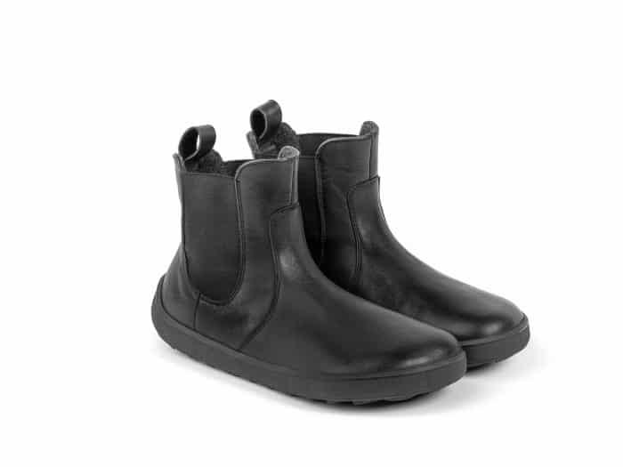 BeLenka Entice - All Black - Barefoot topánky 5