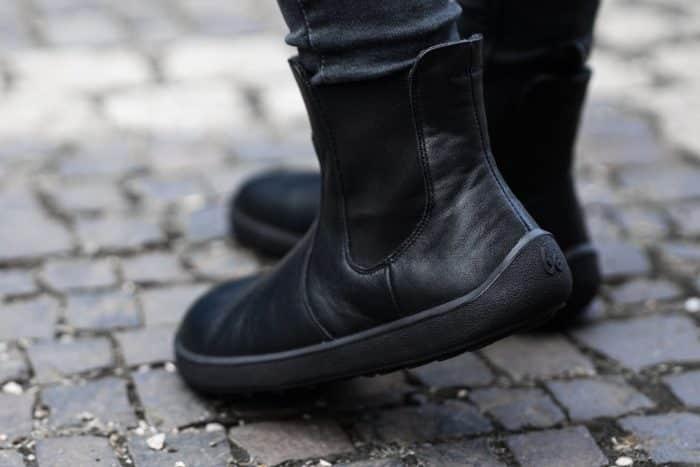 BeLenka Entice - All Black - Barefoot topánky 6