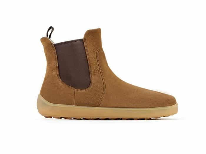 belenka be lenka barefoot topanky dospelacke entice brown pre dospelych