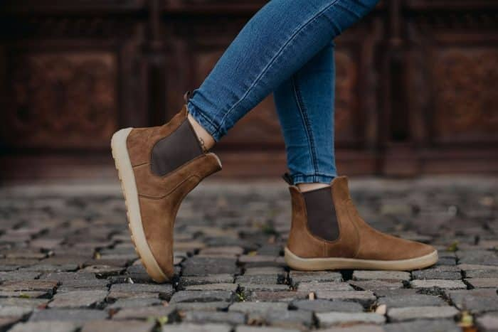 BeLenka Entice - Toffee Brown - Barefoot topánky 1