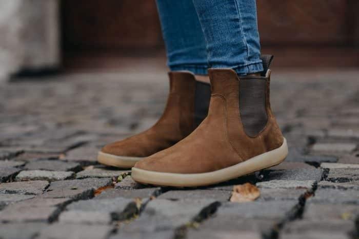BeLenka Entice - Toffee Brown - Barefoot topánky 3