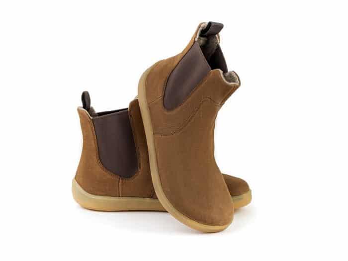BeLenka Entice - Toffee Brown - Barefoot topánky 4