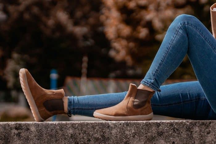 BeLenka Entice - Toffee Brown - Barefoot topánky 8