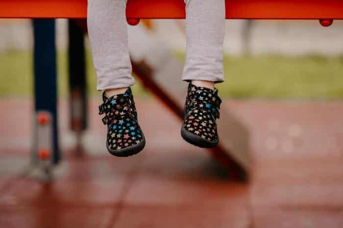 BeLenka - Detské topánky Play - Twinkle - Black 1