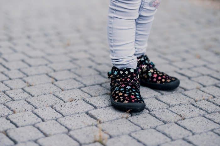 BeLenka - Detské topánky Play - Twinkle - Black 6