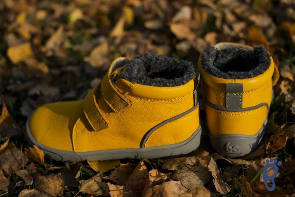 BeLenka Penguin - Zimná kvalitná detská barefoot obuv. 2