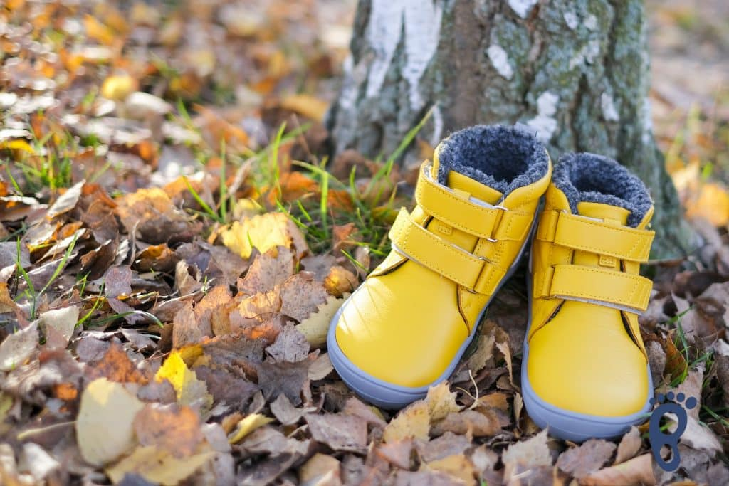 BeLenka Penguin - Zimná kvalitná detská barefoot obuv. 9