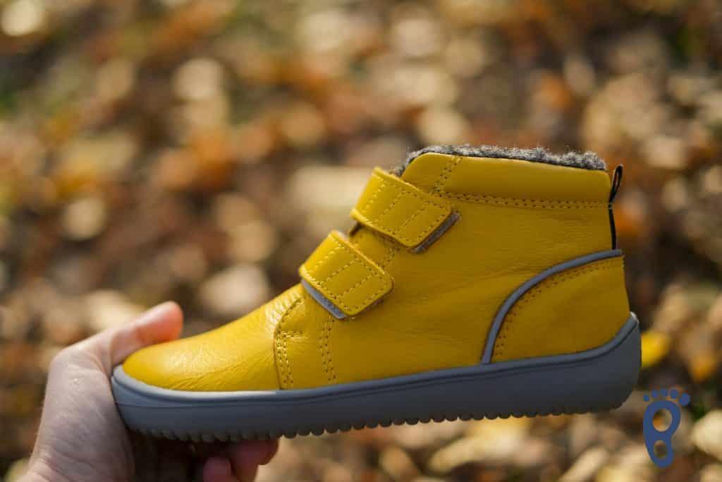 BeLenka Penguin - Zimná kvalitná detská barefoot obuv. 10