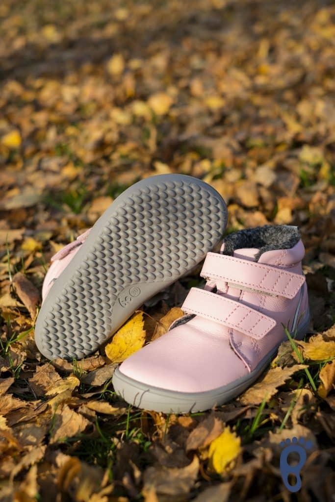 BeLenka Penguin - Zimná kvalitná detská barefoot obuv. 3