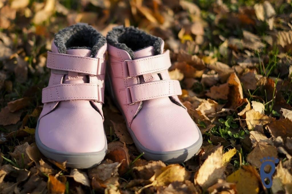BeLenka Penguin - Zimná kvalitná detská barefoot obuv. 1