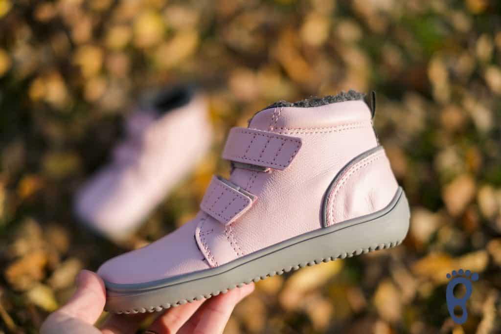 BeLenka Penguin - Zimná kvalitná detská barefoot obuv. 4