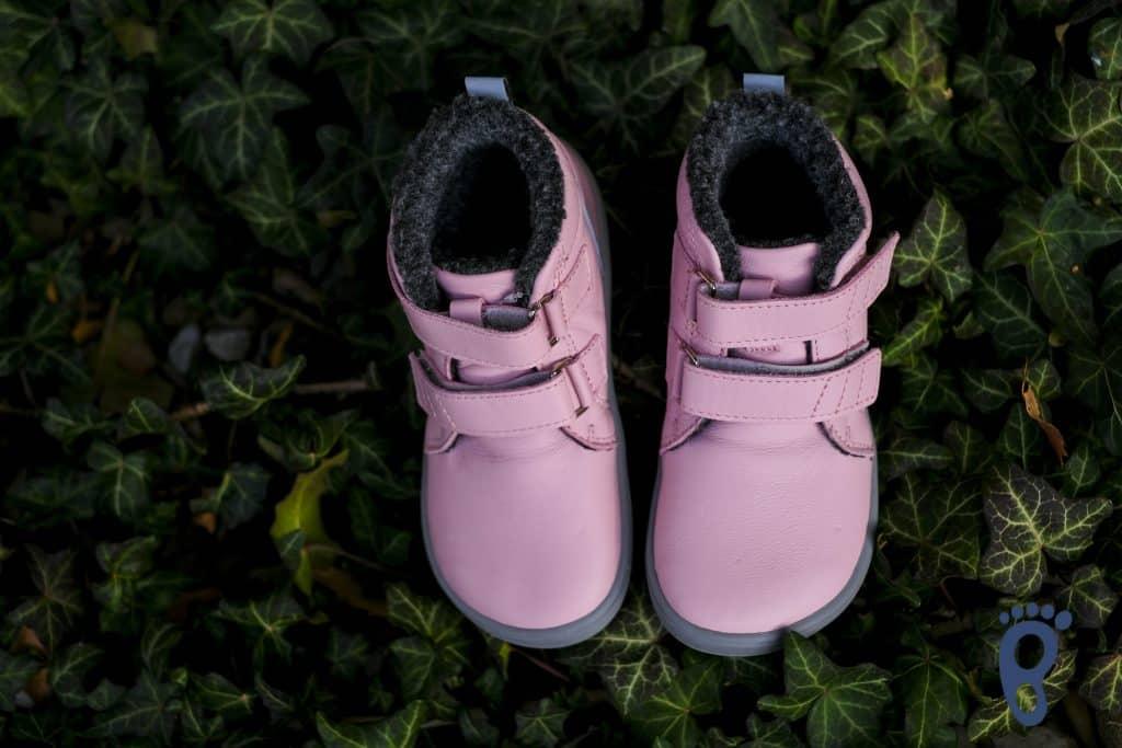 BeLenka Penguin - Zimná kvalitná detská barefoot obuv. 12