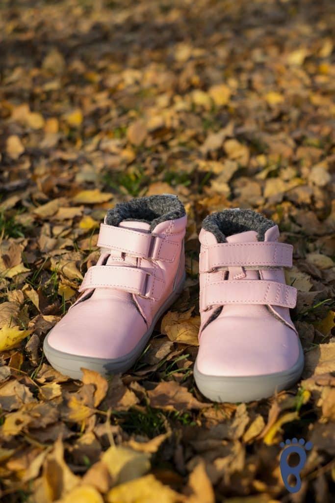 BeLenka Penguin - Zimná kvalitná detská barefoot obuv. 6