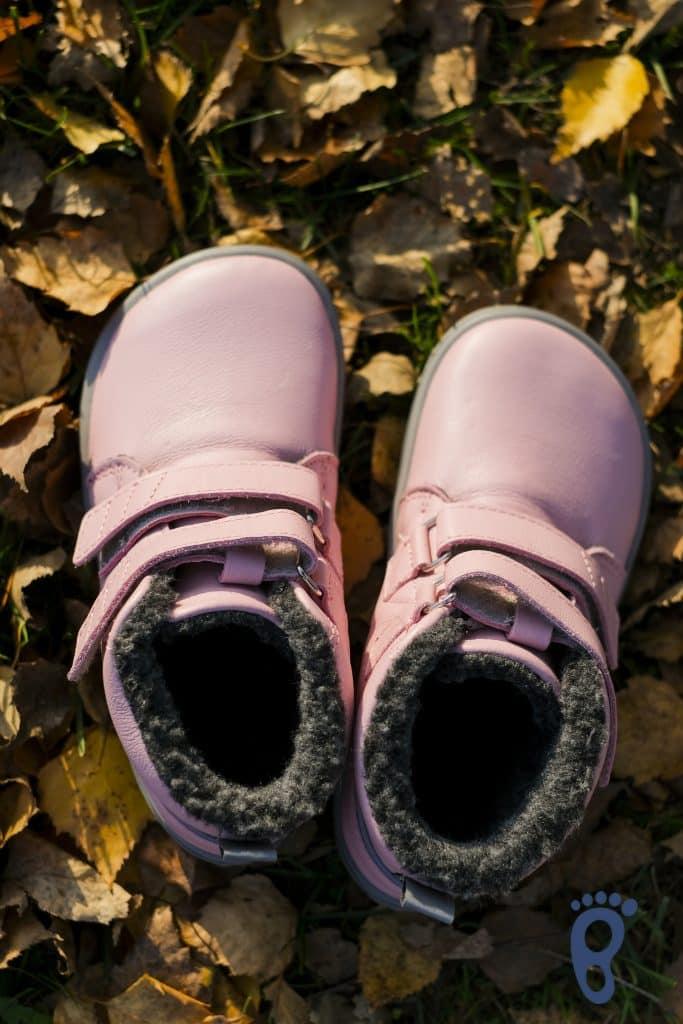 BeLenka Penguin - Zimná kvalitná detská barefoot obuv. 5