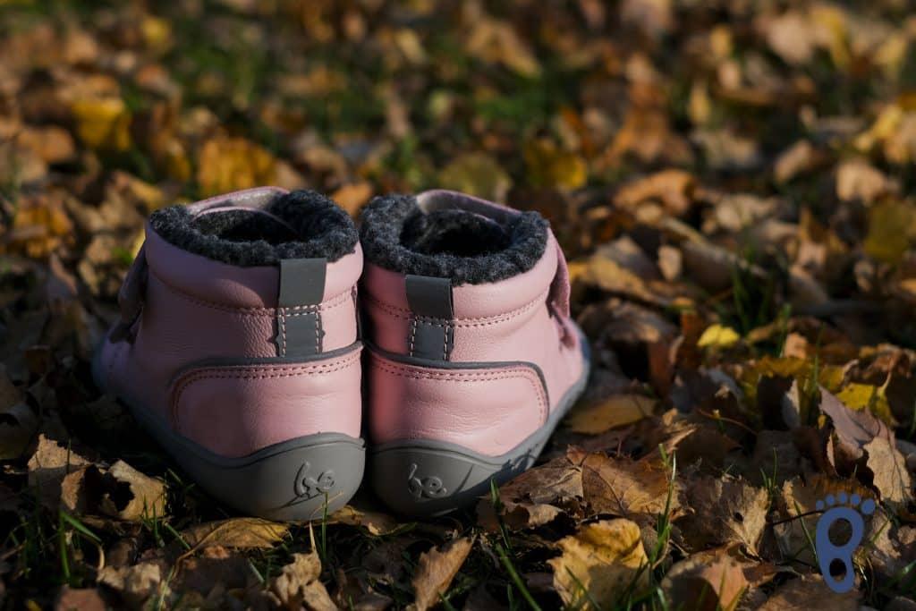 BeLenka Penguin - Zimná kvalitná detská barefoot obuv. 7