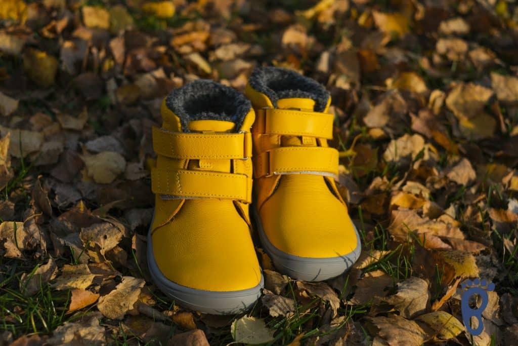 BeLenka Penguin - Zimná kvalitná detská barefoot obuv. 8