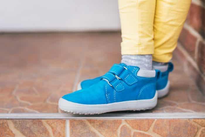 BeLenka - Detské topánky Play - Azure 1