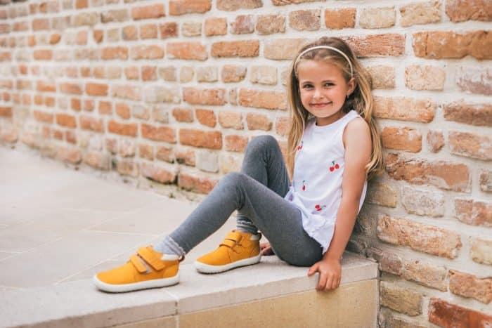 BeLenka - Detské topánky Play - Mango 1