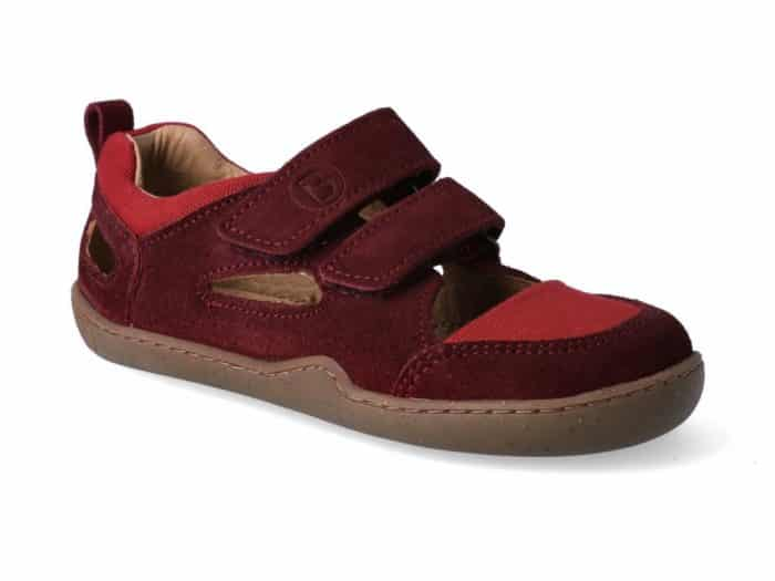 blifestyle barefoot sandalky kammmolch bio strap beere