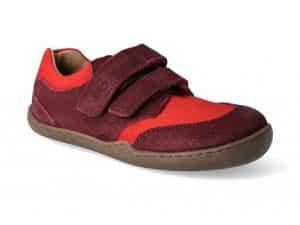 blifestyle barefoot tenisky skink wide bio strap cranberry