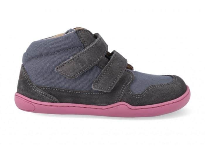 bLIFESTYLE - LORIS Velcro Grau 1