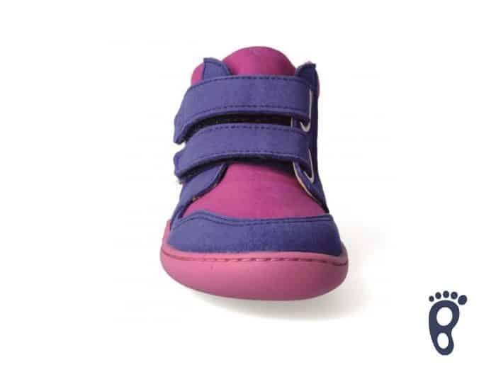 bLIFESTYLE - LORIS Velcro Cranberry/Ocean 1