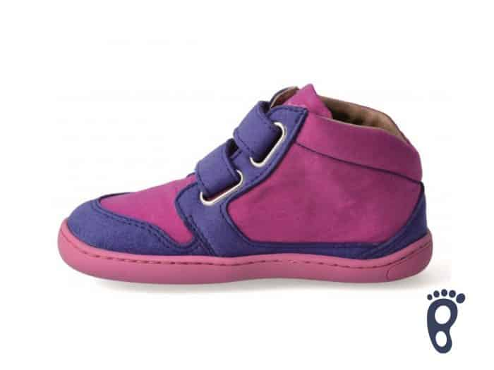 bLIFESTYLE - LORIS Velcro Cranberry/Ocean 2