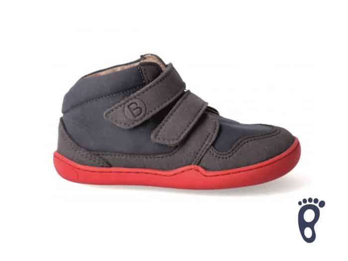 bLIFESTYLE - LORIS Velcro Steingrau 1