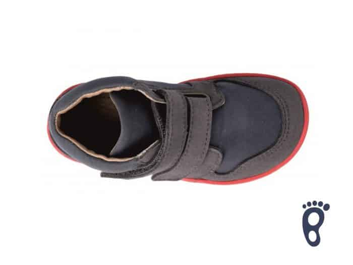 bLIFESTYLE - LORIS Velcro Steingrau 3