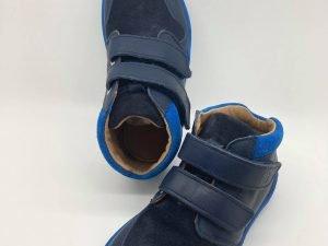 blifestyle raccoon meerblau prechodne topanky pre deti barefoot