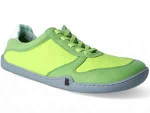 blifestyle sportstyle green tenisky