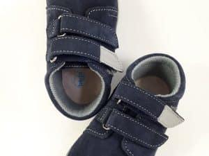 boty beda lucas modre