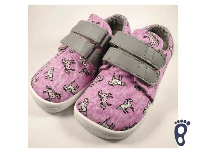 BOTY BEDA - Unicorn - Textilné tenisky 1