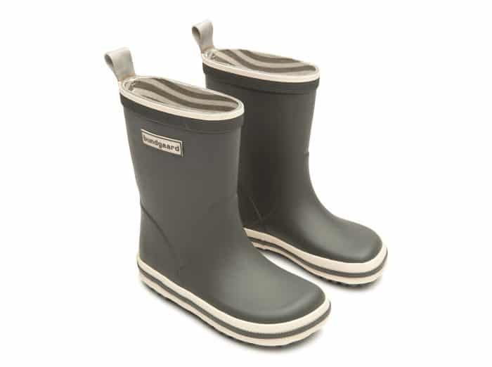 bundgaard classic rubber boots cool grey